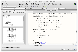 Main View with MathML
